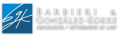 Bgk Barbieri y González-Koke, abogados, attorneys at law